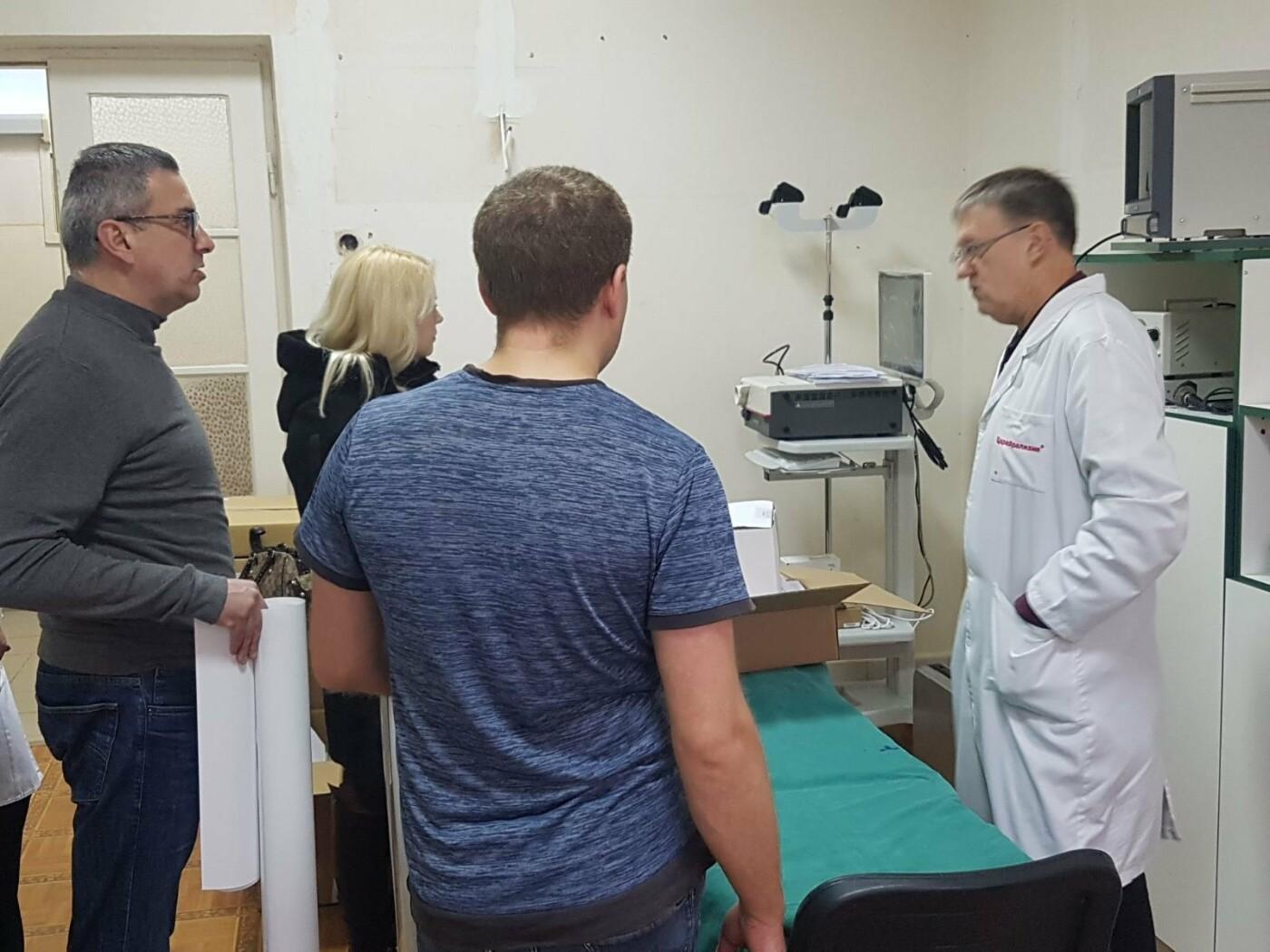 В ужгородському Центрі легеневих хвороб з'явився сучасний відеобронхоскоп (ФОТО, ВІДЕО), фото-3