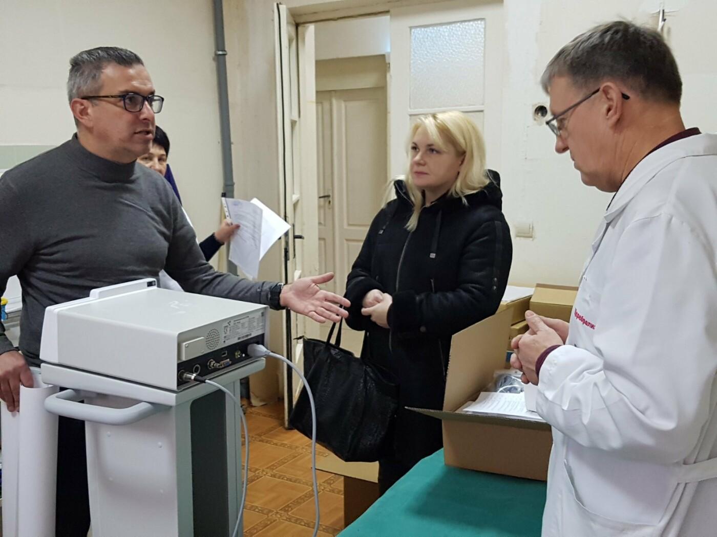 В ужгородському Центрі легеневих хвороб з'явився сучасний відеобронхоскоп (ФОТО, ВІДЕО), фото-2
