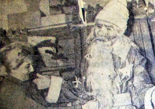 Дід Мороз-кур'єр, ярмарок, список подарунків: як святкували Новий Рік в Ужгороді пів століття тому (ФОТО), фото-2