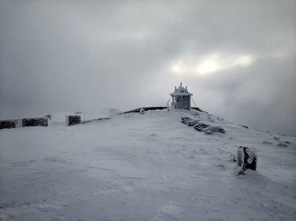 Настрій зимовий: у Карпатах - сніг та 10 градусів морозу (ФОТО), фото-1