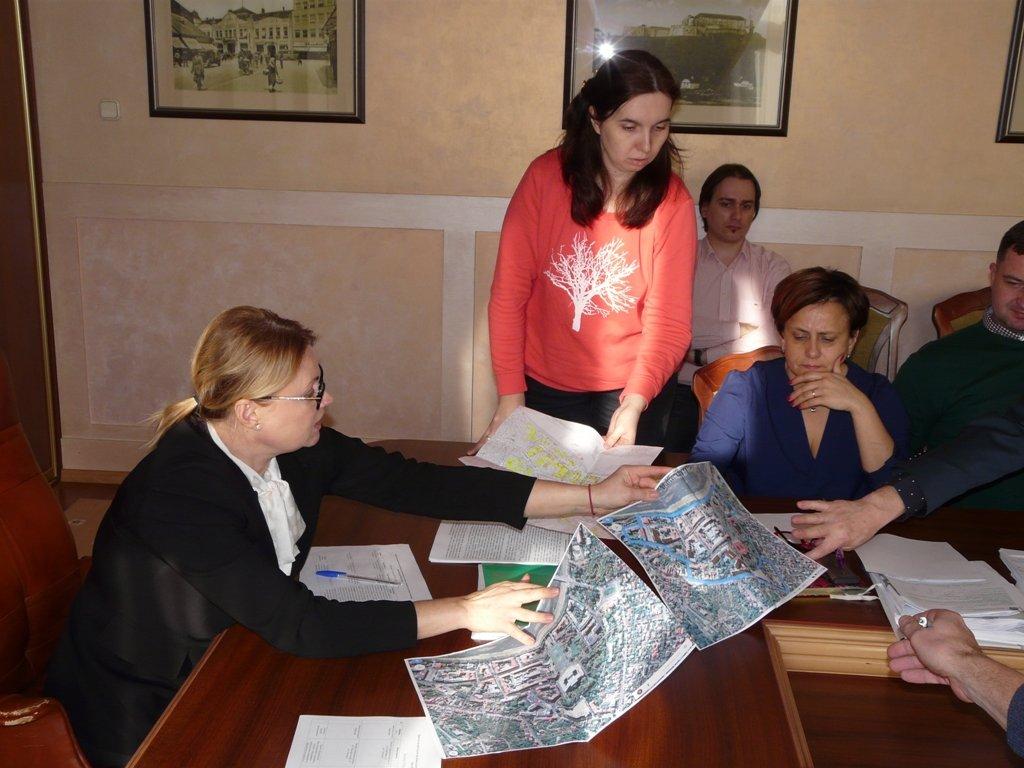В Ужгороді на засіданні ради з питань охорони культурної спадщини говорили про Невицький замок та Малий Галагов , фото-1