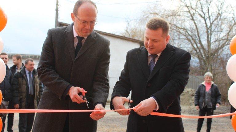 100-й Центр обслуговування споживачів газу відкрили на Закарпатті (ФОТО), фото-1