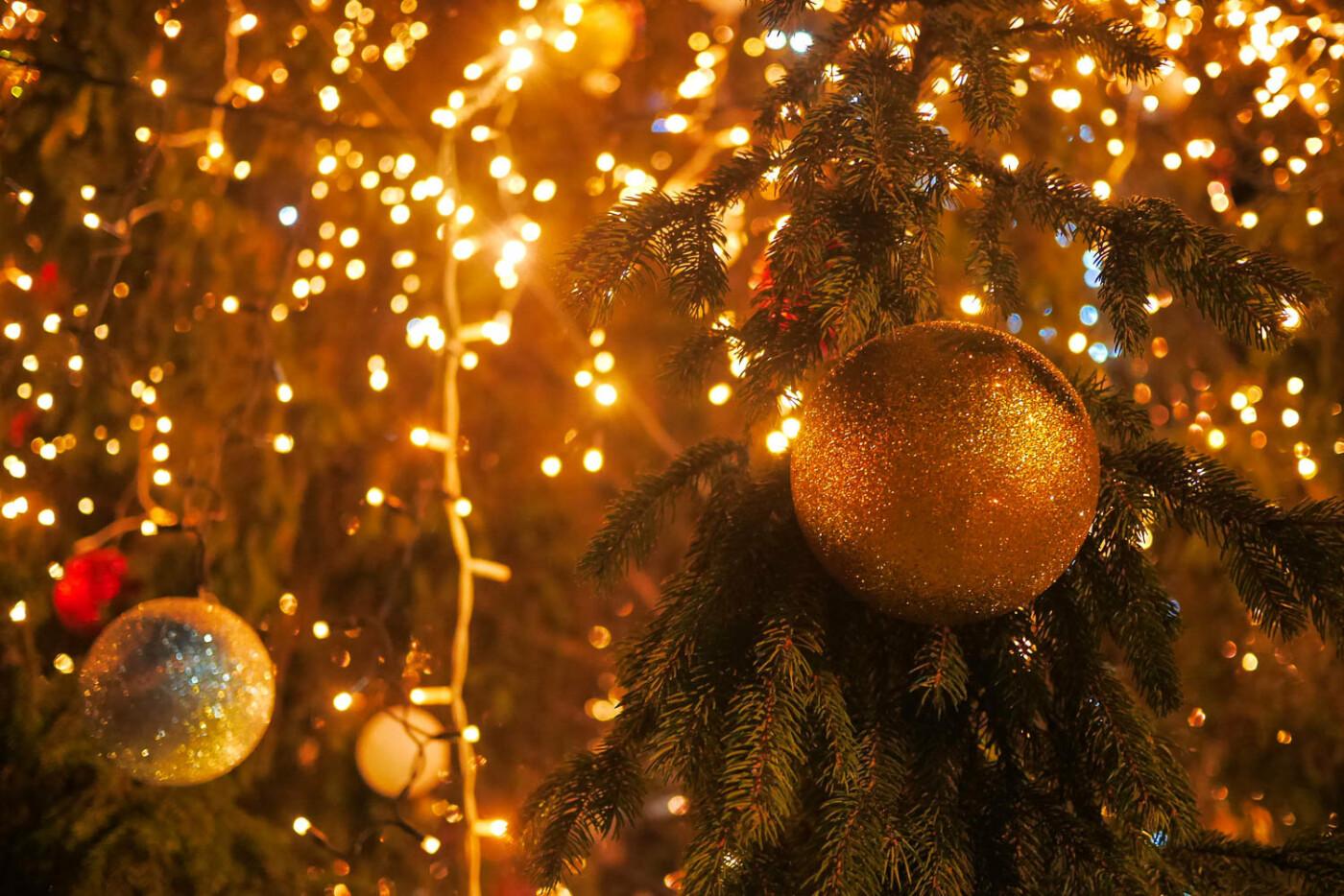 Яскраві ілюмінації, фотозони та ярмарок: в Ужгороді панує святкова атмосфера (ФОТОРЕПОРТАЖ), фото-33