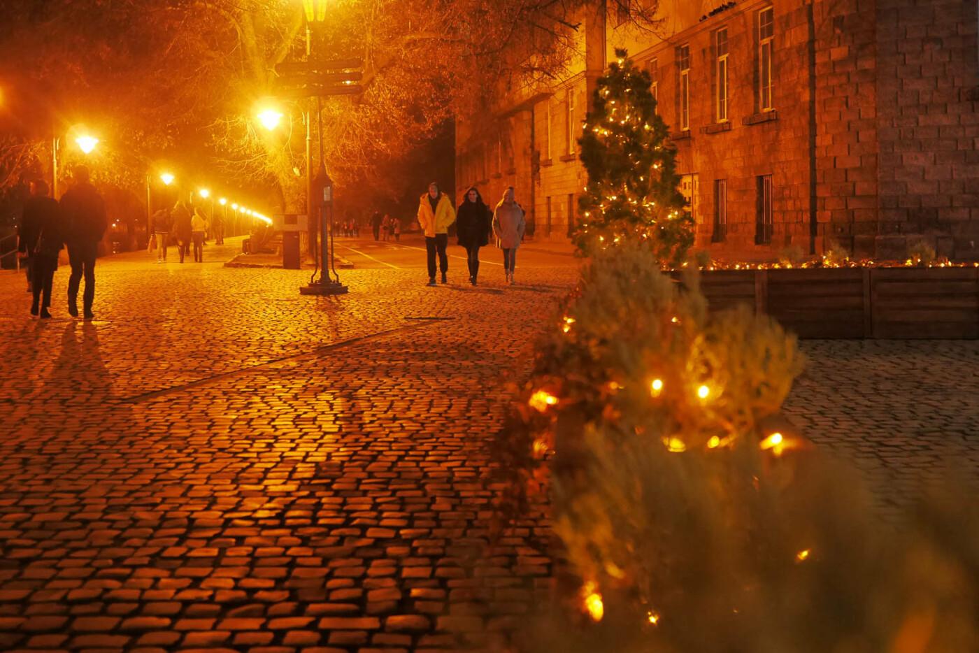 Яскраві ілюмінації, фотозони та ярмарок: в Ужгороді панує святкова атмосфера (ФОТОРЕПОРТАЖ), фото-36