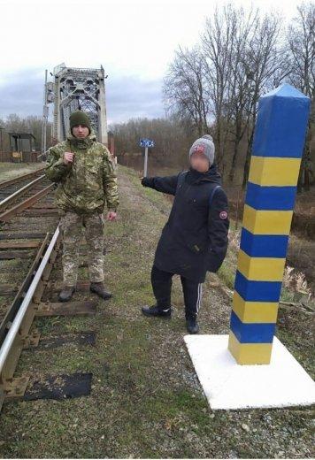 На Закарпатті затримали італійця, який намагався потрапити в Україну, фото-1
