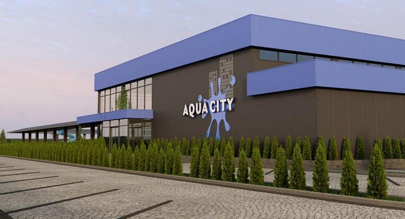 """Відкриття комплексу """"Aqua City"""" на Закарпатті: оприлюднено фото та ціни на послуги , фото-1"""
