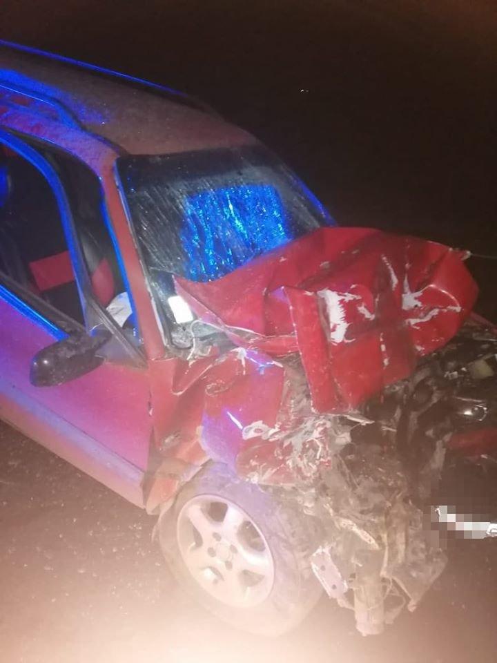 Двоє постраждалих: на Ужгородщині через п'яного водія сталось зіткнення (ФОТО), фото-1