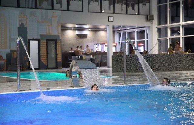 """Відкриття комплексу """"Aqua City"""" на Закарпатті: оприлюднено фото та ціни на послуги , фото-6"""