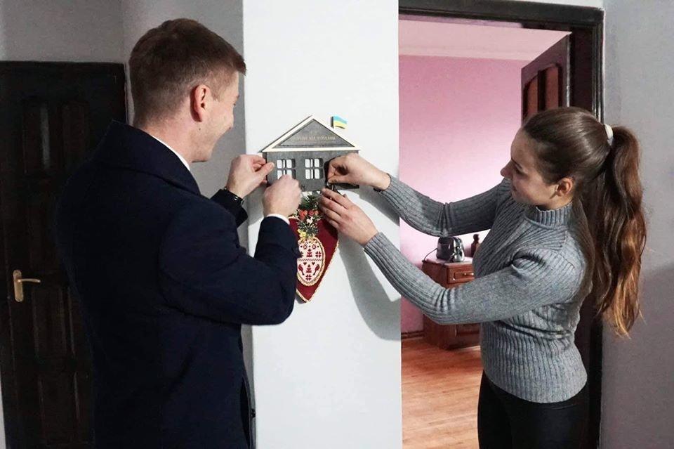 Новорічний подарунок: закарпатка отримала від держави власне житло (ФОТО), фото-2