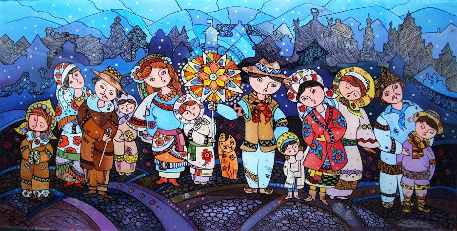 Як зустрічали Новий рік предки:стародавні українські традиції (ФОТО), фото-2