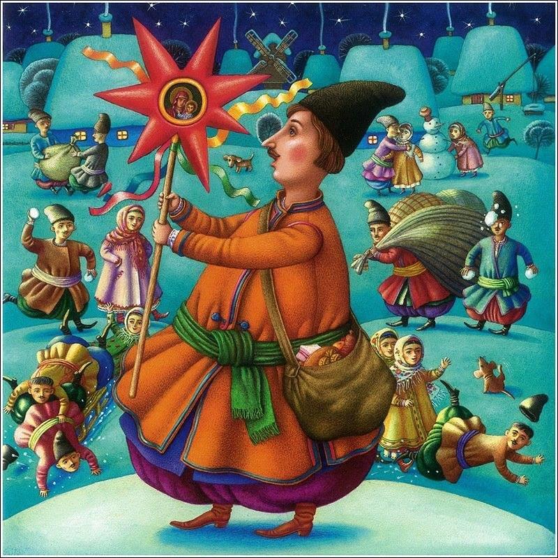 Як зустрічали Новий рік предки:стародавні українські традиції (ФОТО), фото-4