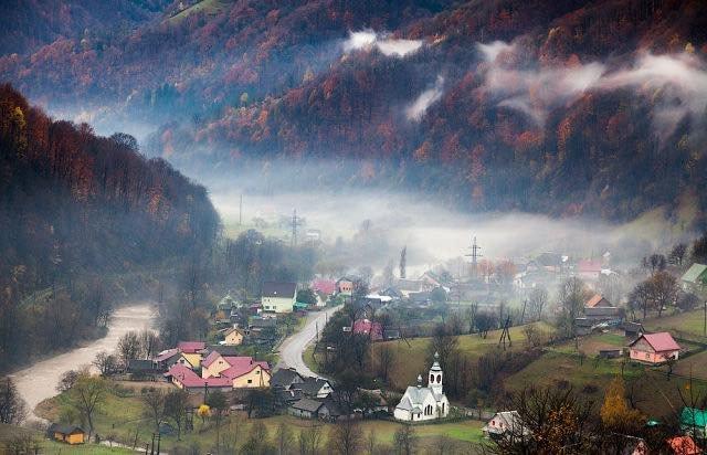 ТОП-10 затишних закарпатських сіл, про які не знають туристи (ФОТО), фото-5