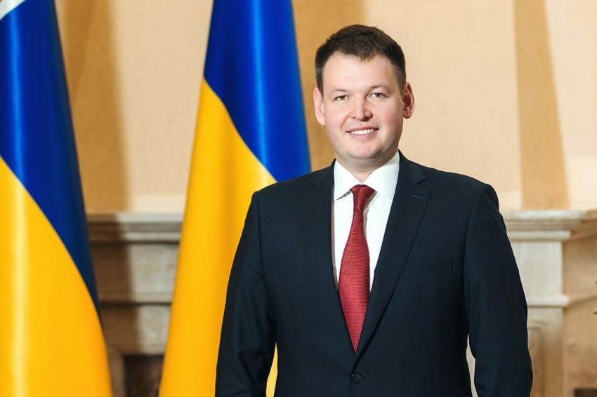 В.о. голови Закарпатської ОДА став Олексій Гетманенко, фото-1