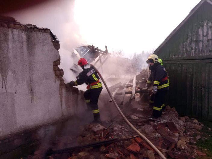 Ветерану АТО, який сильно постраждав від пожежі у Перечині, потрібна допомога (ФОТО), фото-4