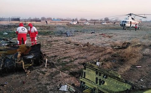 В Ірані розбився український пасажирський літак. Усі, хто був на борту - загинули (УСІ ПОДРОБИЦІ, ФОТО, ВІДЕО), фото-1