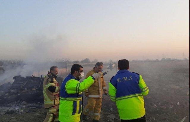 В Ірані розбився український пасажирський літак. Усі, хто був на борту - загинули (УСІ ПОДРОБИЦІ, ФОТО, ВІДЕО), фото-4