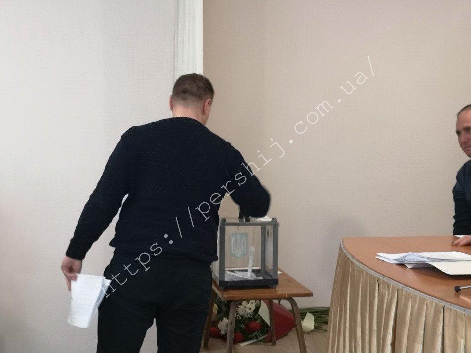 У Холмківський ОТГ відбулась перша сесія (ФОТО), фото-3