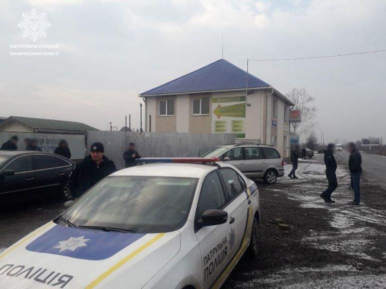 На Закарпатті правоохоронці провели рейд по нелегальним АЗС (ФОТО), фото-3