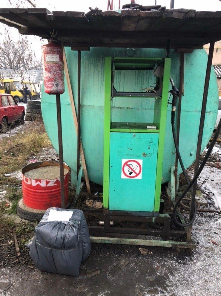 На Закарпатті знову виявили незаконні АЗС у трьох районах області (ФОТО), фото-2