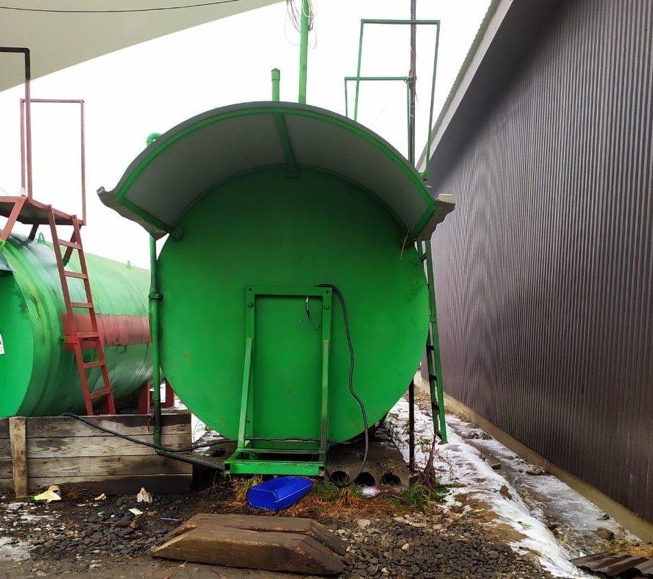 На Закарпатті демонтовано три незаконні АЗС (ФОТО), фото-1