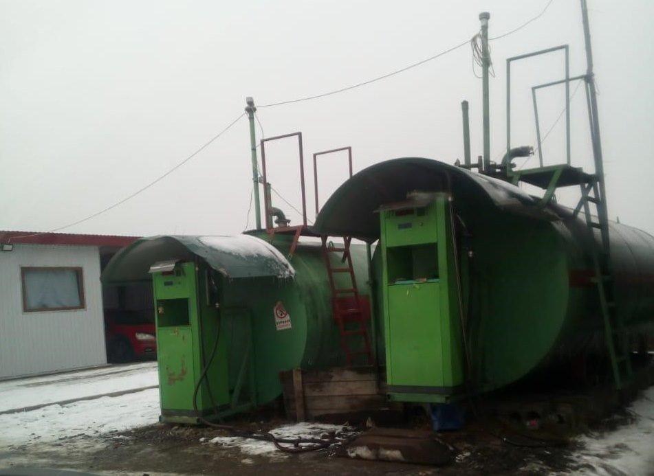 На Закарпатті демонтовано три незаконні АЗС (ФОТО), фото-2