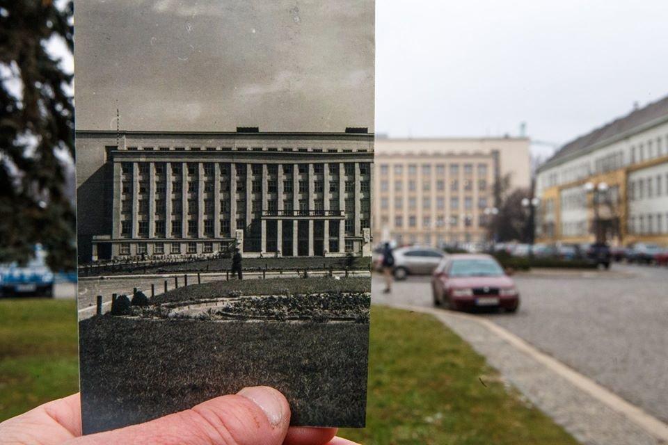 Минуле та сьогодення: ужгородець запустив унікальний фотопроект, фото-2