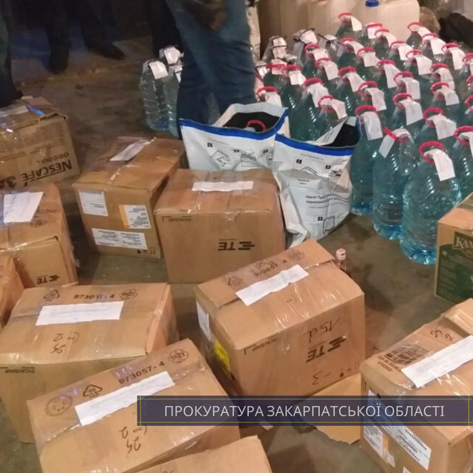 """В Ужгороді """"накрили"""" склад із сурогатним алкоголем - вилучено понад 800 літрів (ФОТО), фото-3"""