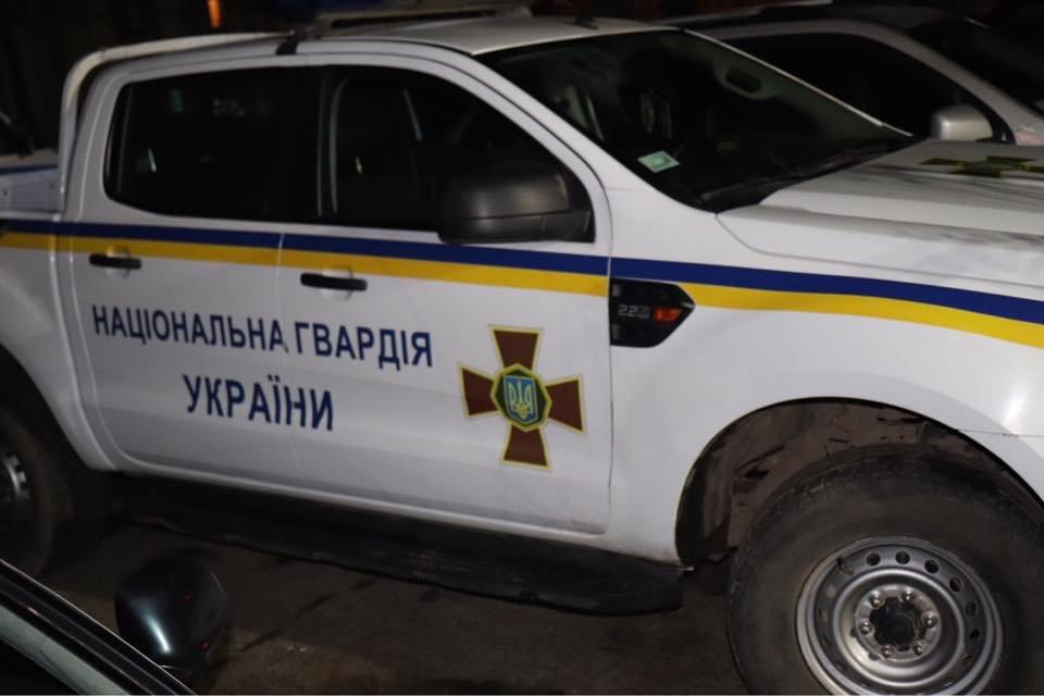 Патрулювання Ужгорода підсилили нацгвардійцями із сусідньої області (ФОТО), фото-2