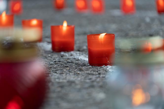 Пам'ятаємо: В Ужгороді відкрили меморіальну дошку загиблому герою АТО Василю Варзі (ФОТО), фото-2