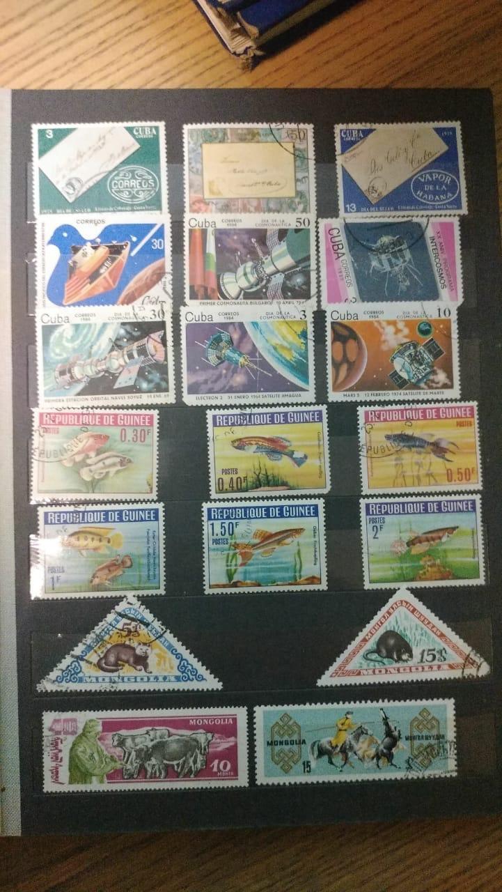 На кордоні Закарпаття у пасажирки вилучили радянські енциклопедії та колекцію марок (ФОТО), фото-4