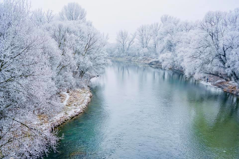 """Фото дня: як виглядає Ужгород у """"сріблі"""", фото-7"""