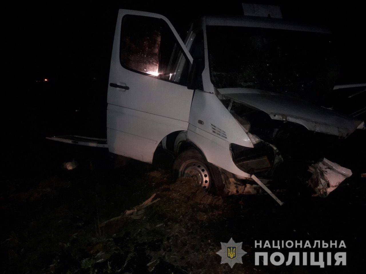 ДТП за участі маршрутки та легковика на Мукачівщині: офіційні подробиці автотрощі (ФОТО), фото-2