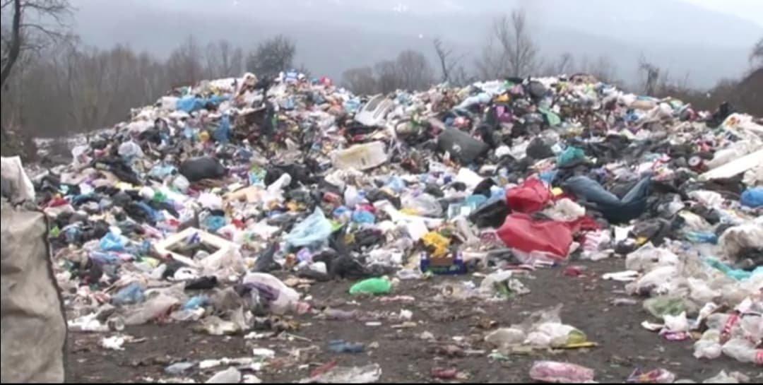 У смітті: жителям Перечинської ОТГ нема куди дівати відходи (ВІДЕО), фото-2