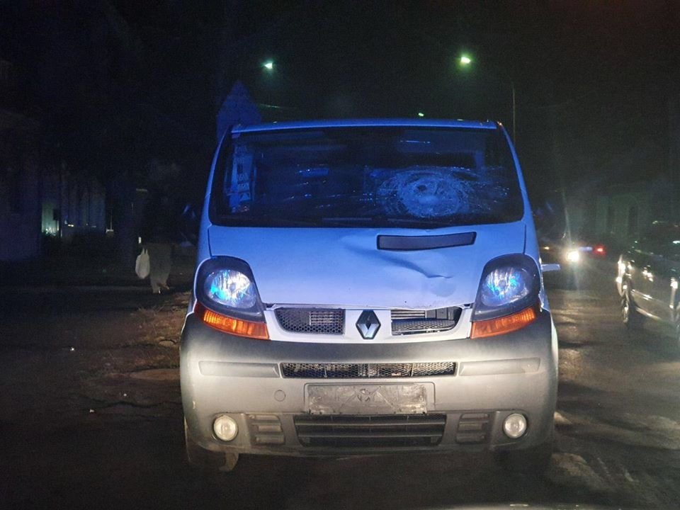ДТП в Ужгороді: під колеса «Renault» потрапив 81-річний чоловік, фото-1