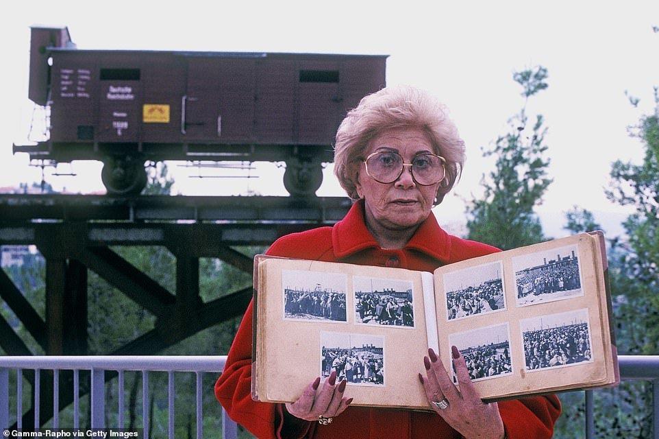 Фотоальбом із пекла: рідкісні знімки з Освенцима зберегла його колишня ув'язнена з Закарпаття (ФОТО), фото-7