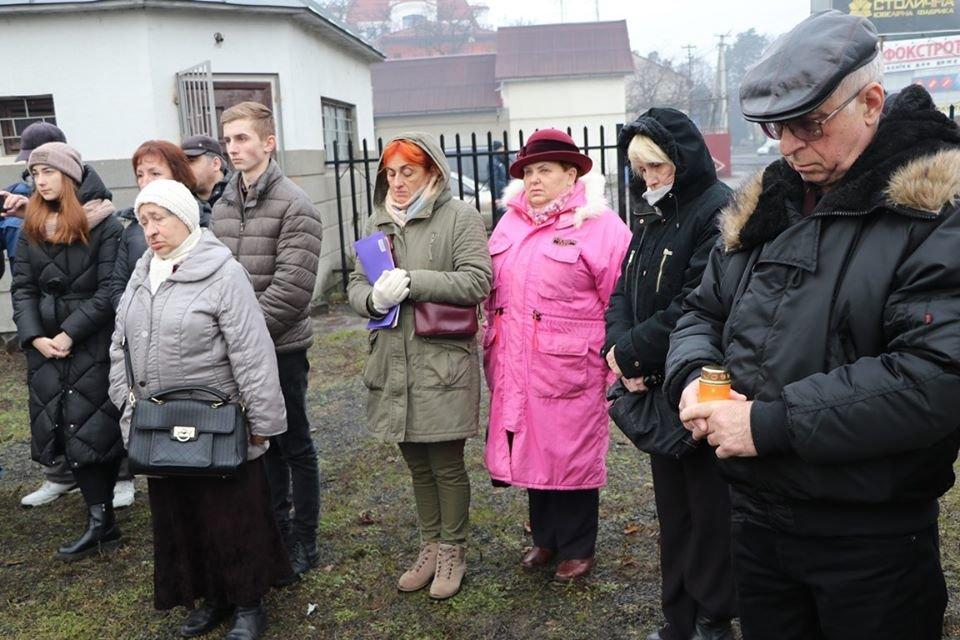 """""""We remember"""" - на Закарпатті вшанували пам'ять жертв Голокосту (ФОТО), фото-2"""