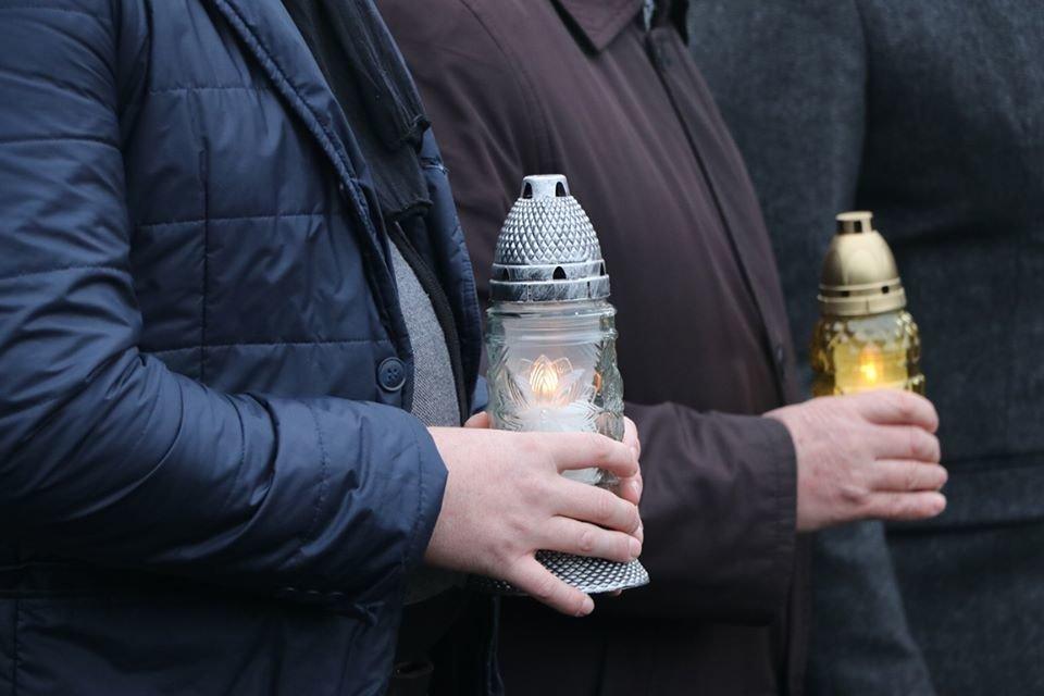 """""""We remember"""" - на Закарпатті вшанували пам'ять жертв Голокосту (ФОТО), фото-6"""
