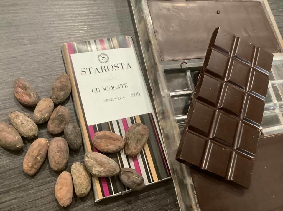 Перший закарпатський справжній шоколад із какао-бобів виготовили в Іршаві (ФОТО), фото-5