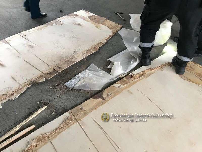 Перевозив 374 кг героїну до ЄС: В Ужгороді взяли під варту турка, який займався контрабандою наркотиків, фото-1