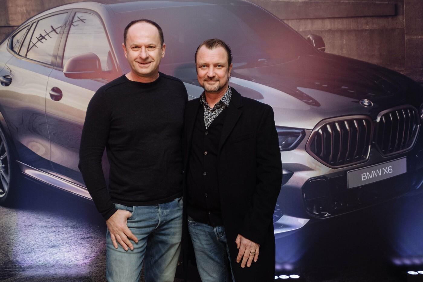 Абсолютно новий BMW X6 презентували на Закарпатті (ФОТО), фото-8