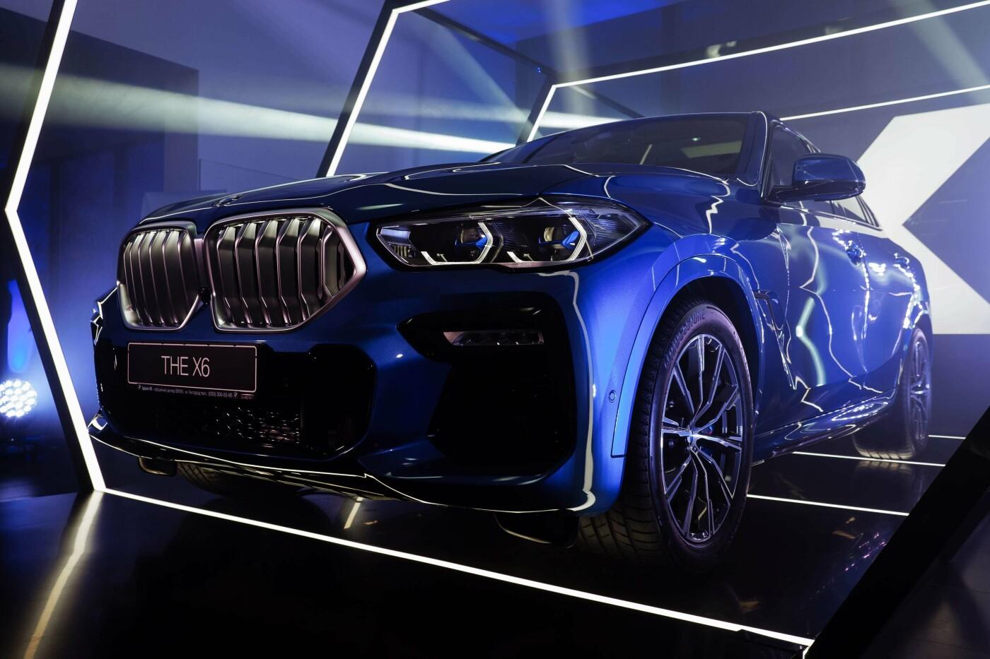 Абсолютно новий BMW X6 презентували на Закарпатті (ФОТО), фото-2