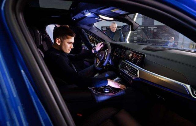 Абсолютно новий BMW X6 презентували на Закарпатті (ФОТО), фото-3