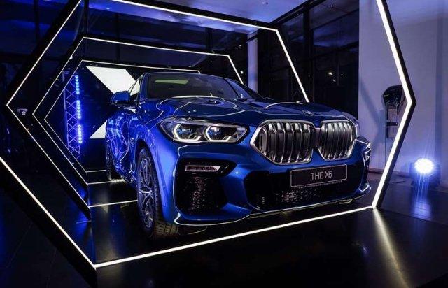 Абсолютно новий BMW X6 презентували на Закарпатті (ФОТО), фото-4