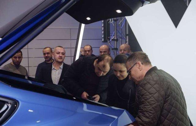 Абсолютно новий BMW X6 презентували на Закарпатті (ФОТО), фото-5