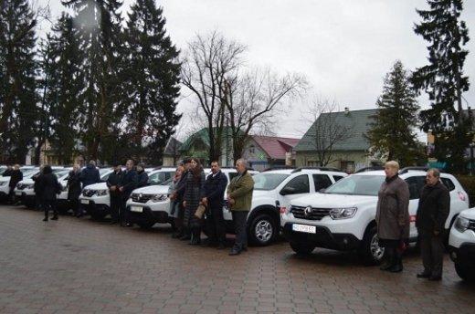 Амбулаторії Іршавщини отримали 16 сучасних автомобілів (ФОТО), фото-4