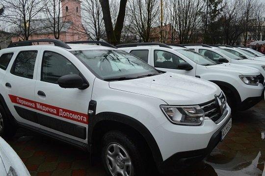 Амбулаторії Іршавщини отримали 16 сучасних автомобілів (ФОТО), фото-3