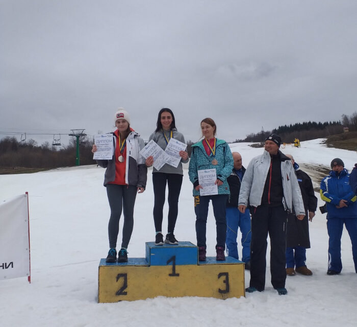 Закарпатка отримала золото на Кубку України зі сноубордингу (ФОТО), фото-1