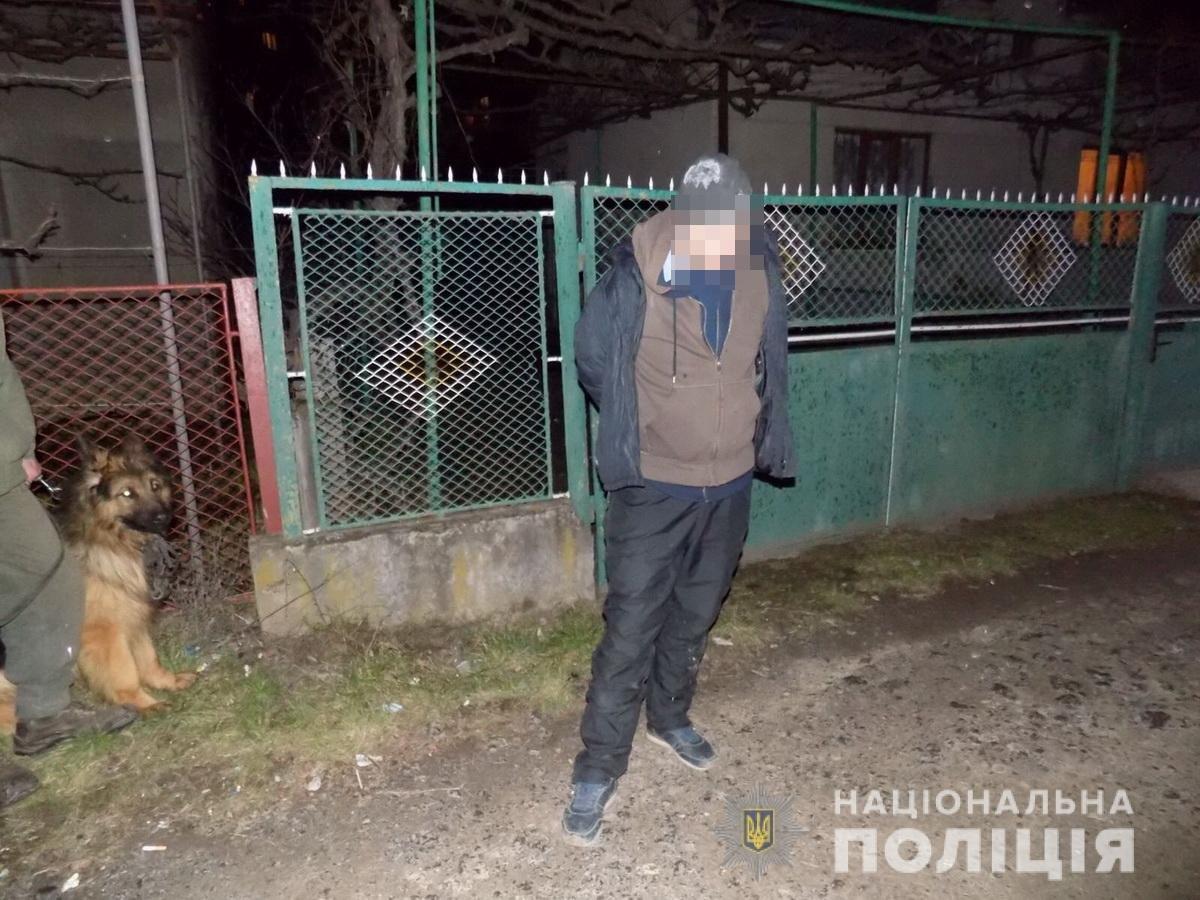 """В Ужгороді правоохоронці затримали грабіжника """"на гарячому"""", фото-2"""