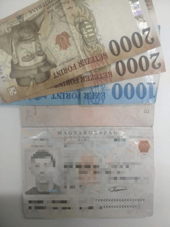 Громадянин Угорщини  намагався підкупити закарпатських прикордонників за п'ять тисяч форинтів (ФОТО), фото-1