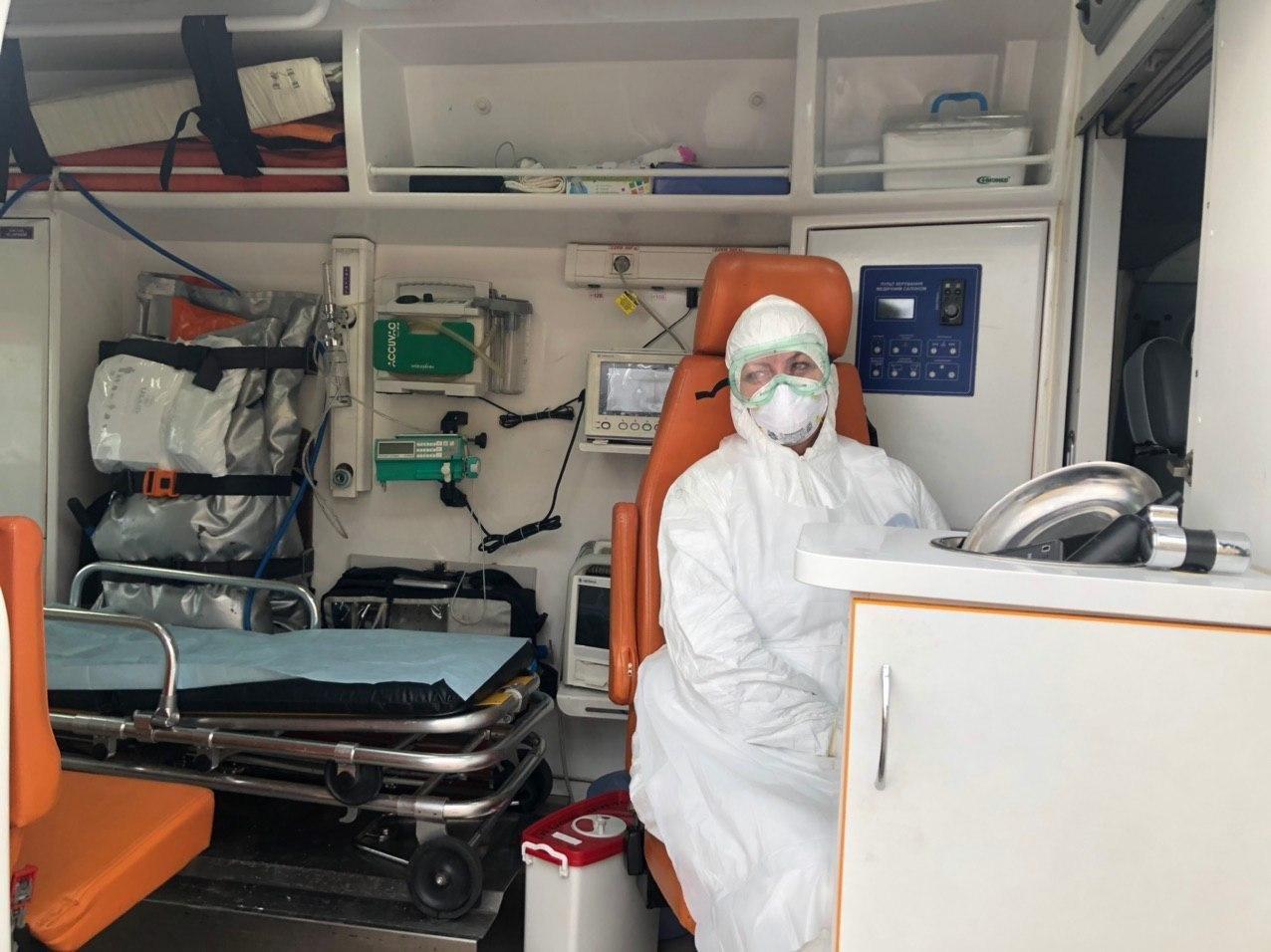 """Навчання: на КПП """"Солотвино"""" 4 людей перевіряють на ознаки коронавірусу, фото-1"""
